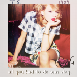 All You Had To Do Was Stay Lyrics – TAYLOR SWIFT