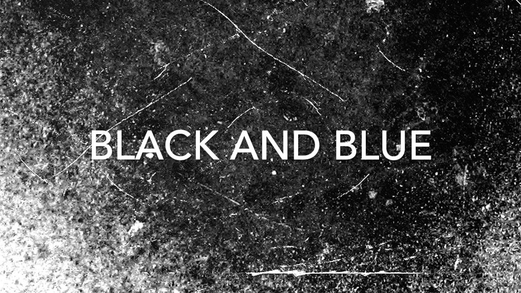 Black And Blue Lyrics - Neon Hitch