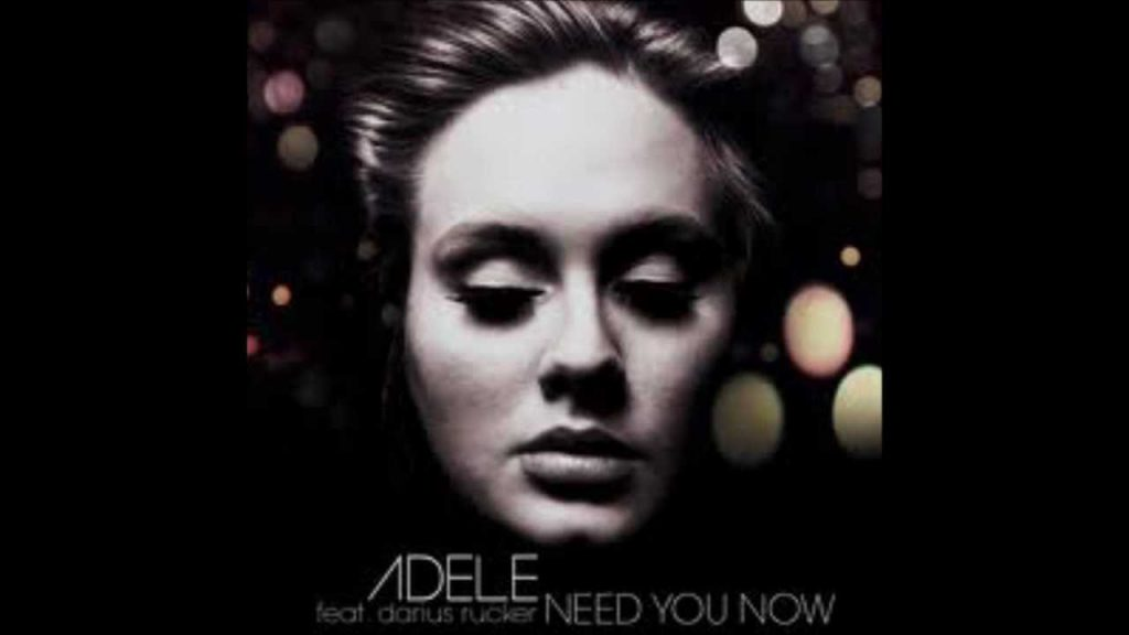 Need You Now Lyrics - Adele