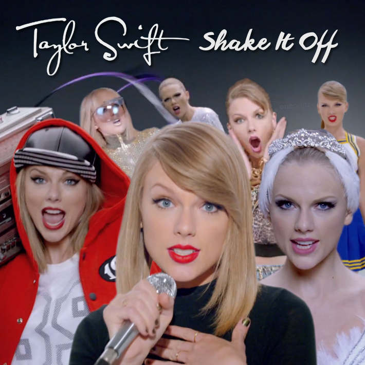 Shake It Off Lyrics - TAYLOR SWIFT