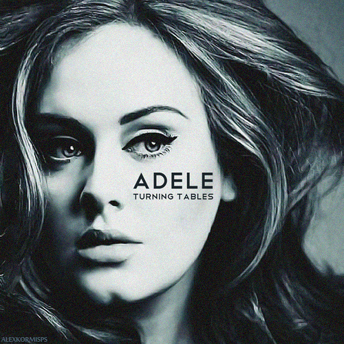 Turning Tables Lyrics - Adele