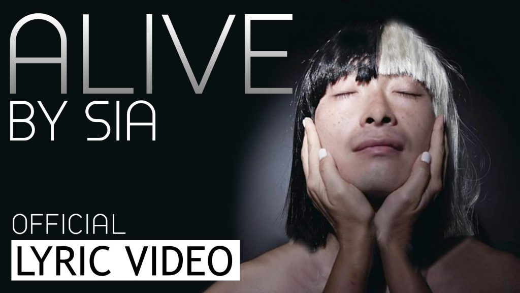 Sia - Alive Lyrics