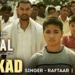 Lyrics of Dhaakad form Movie Dangal mp3 songs by Raftaar