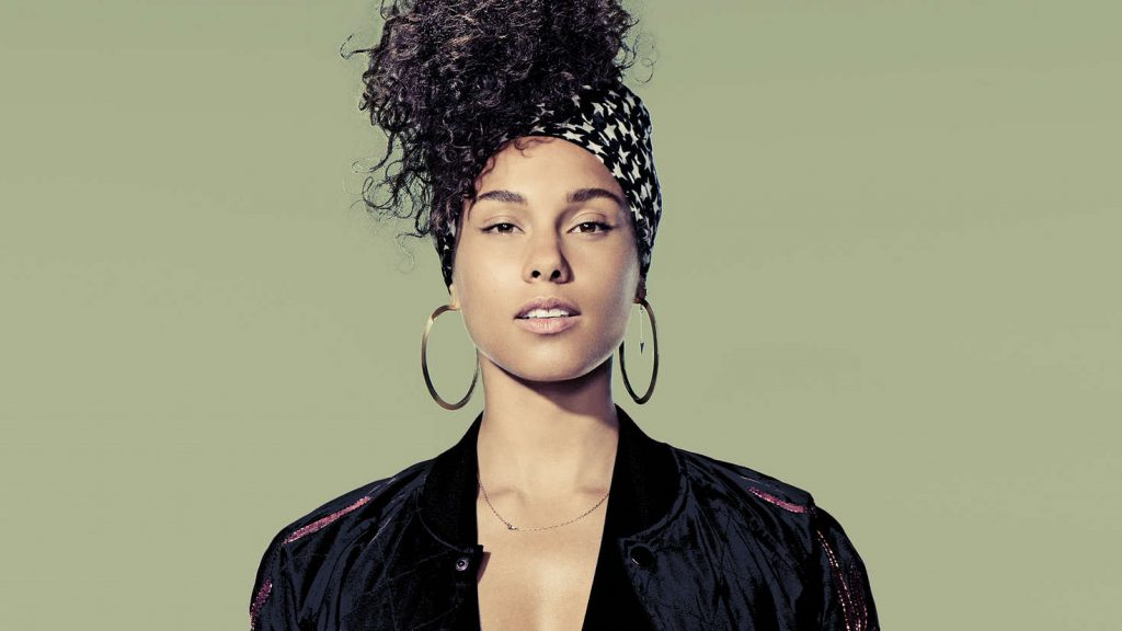 The Beginning ALICIA KEYS