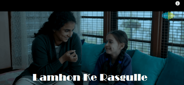 Lyrics of Lamhon Ke Rasgulle – Kahaani 2