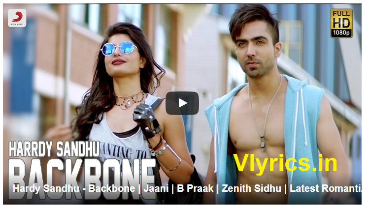 images of backbone harrdy sandhu