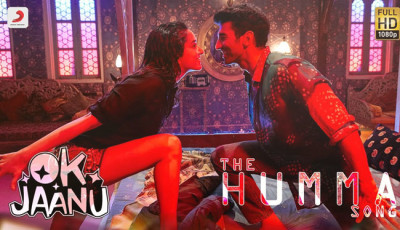 HUMMA Lyrics OK JAANU