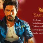 Saanson Ke Song Lyrics by Raees