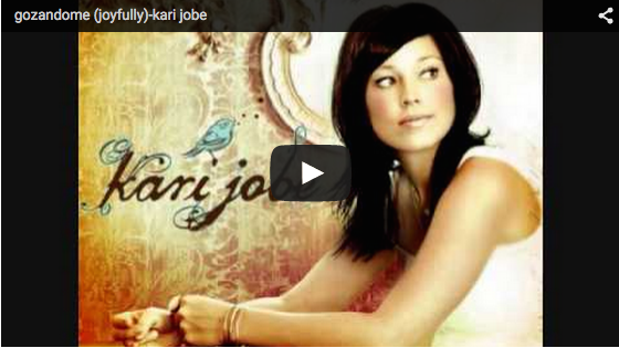 lyrics of Kari jobe 2009album
