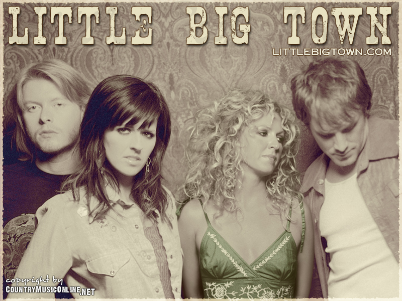Stay lyrics - LITTLE BIG TOWN
