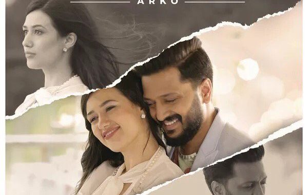 Aainda Lyrics (ARKO feat. Riteish Deshmukh, Madalina Bellariu)