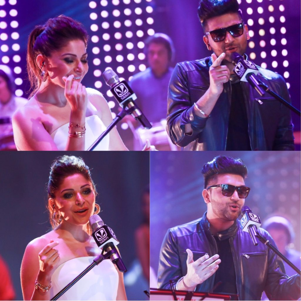 Kanika Kapoor songs Guru Randhawa's Ambarsariya song Suit Karda song Lyrics by