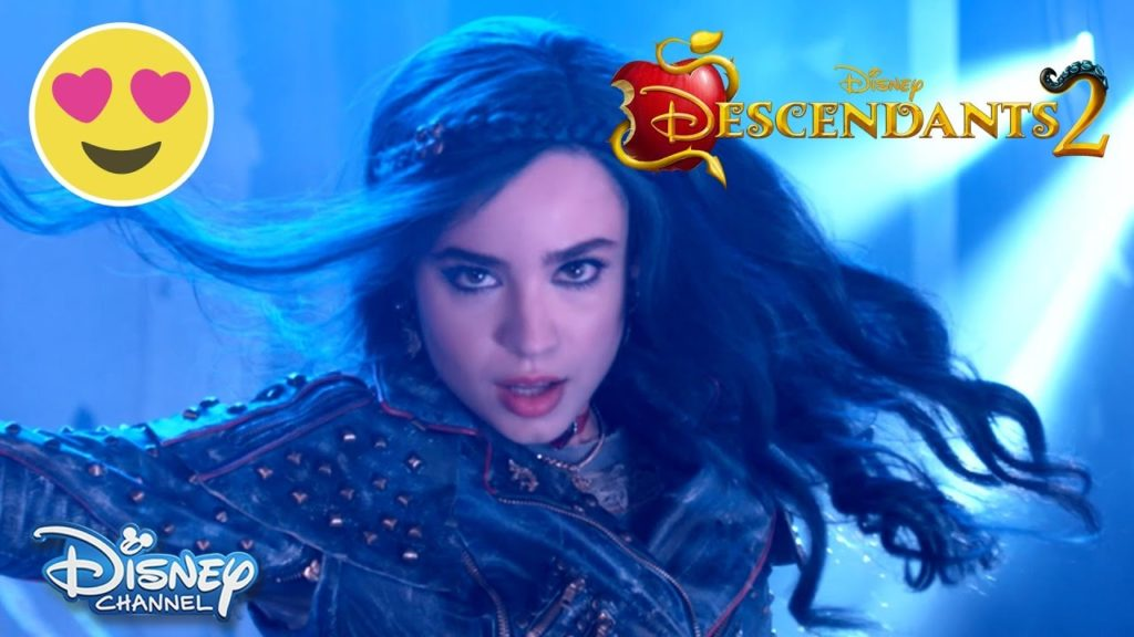 Evil lyrics Dove Cameron (Descendants 2)