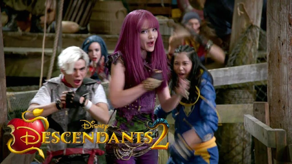 It's Goin' Down lyrics Dove Cameron (Descendants 2)
