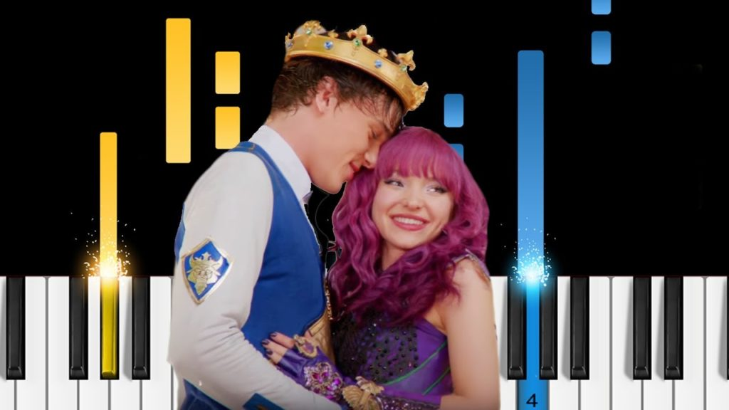 You And Me lyrics Dove Cameron (Descendants 2)