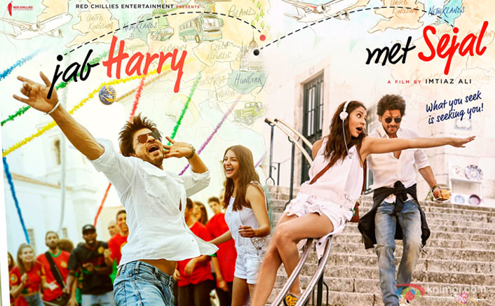 Raula Lyrics from Jab Harry met Sejal
