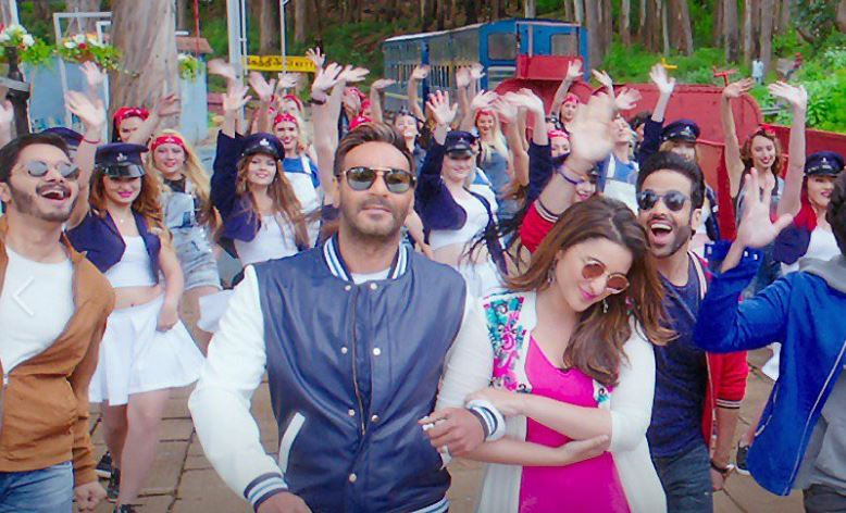 Maine Tujhko Dekha golmaal returns Lyrics