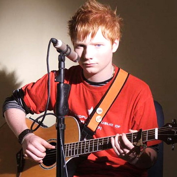 Open Your Ears Lyrics – Ed Sheeran