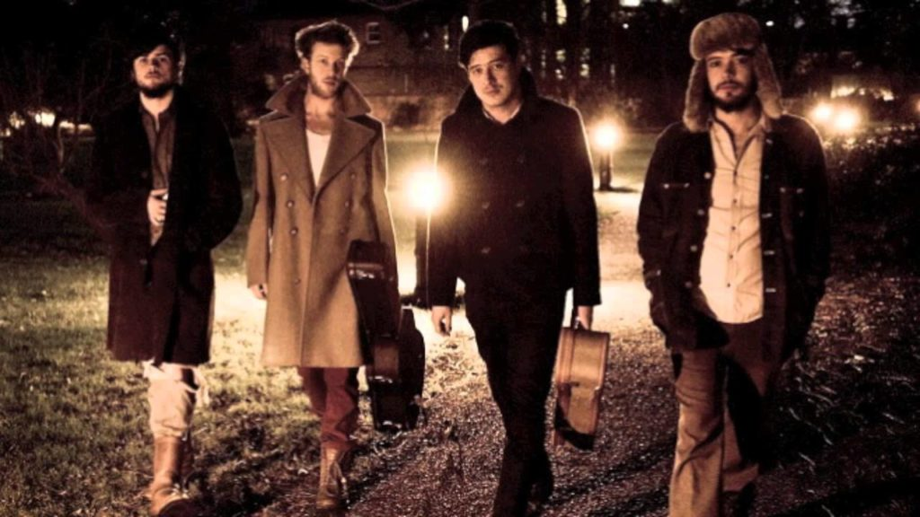 Mumford & Sons Where Are You Now Song Lyrics