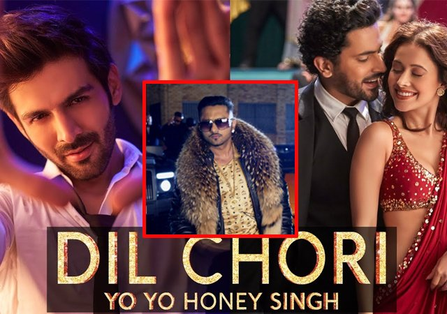 DIL CHORI – Yo Yo Honey Singh lyrics