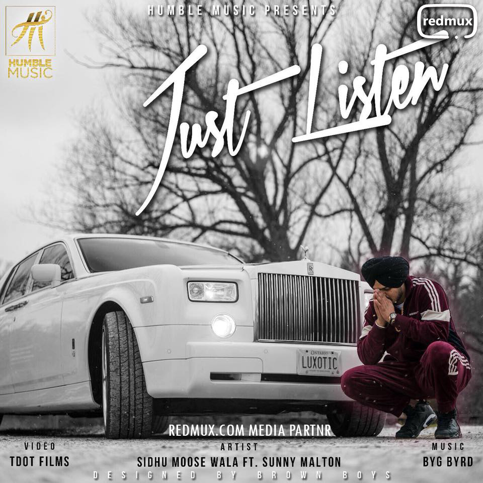 JUST LISTEN LYRICS – Sidhu Moose
