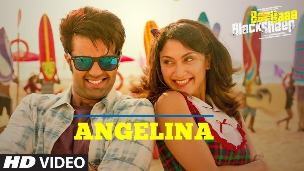 ANGELINA, Sonu Nigam,Baa Baaa Black Sheep