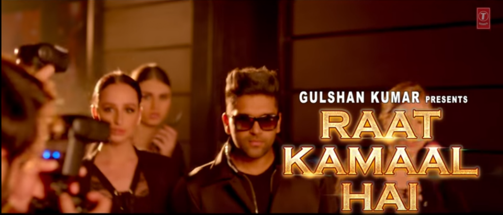 Raat Kamaal Hai Love Song Lyrics – Guru Randhawa with Tulsi Kumar