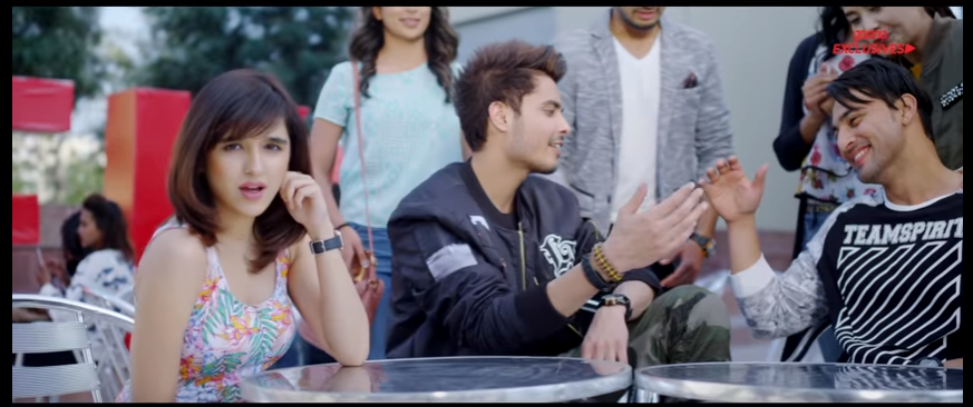 Shirley Setia latest song images of KOI VI NAHI SONG of hot sexy , Gurnazar