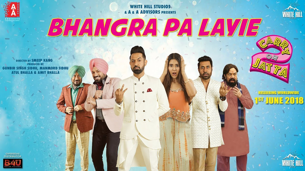Bhangra Pa Laiye SONG LYRICS