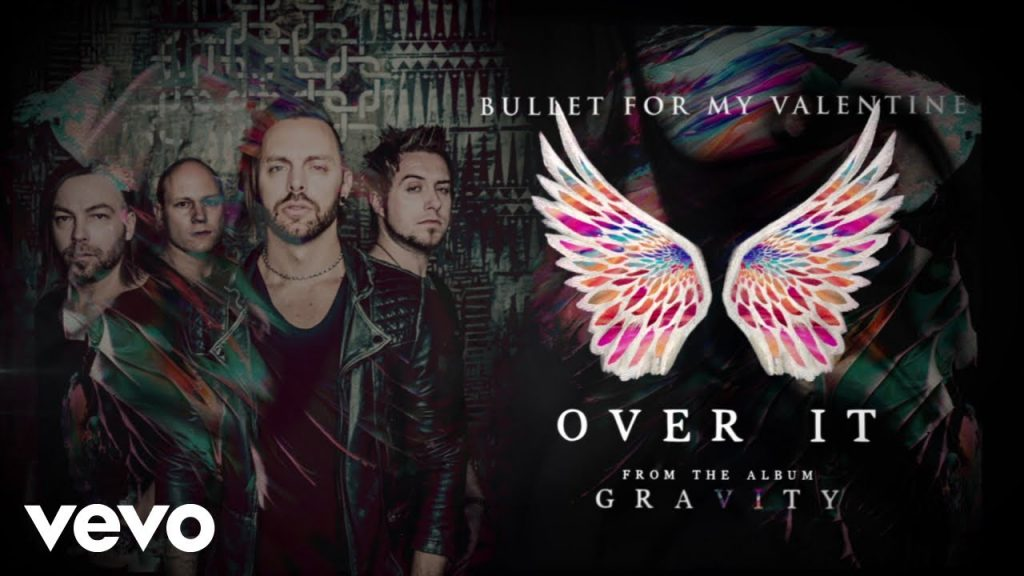 Over It bullet for my valentine lyrics