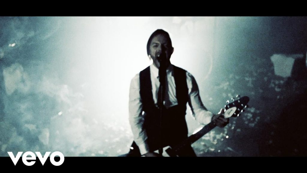 Under Again bullet for my valentine
