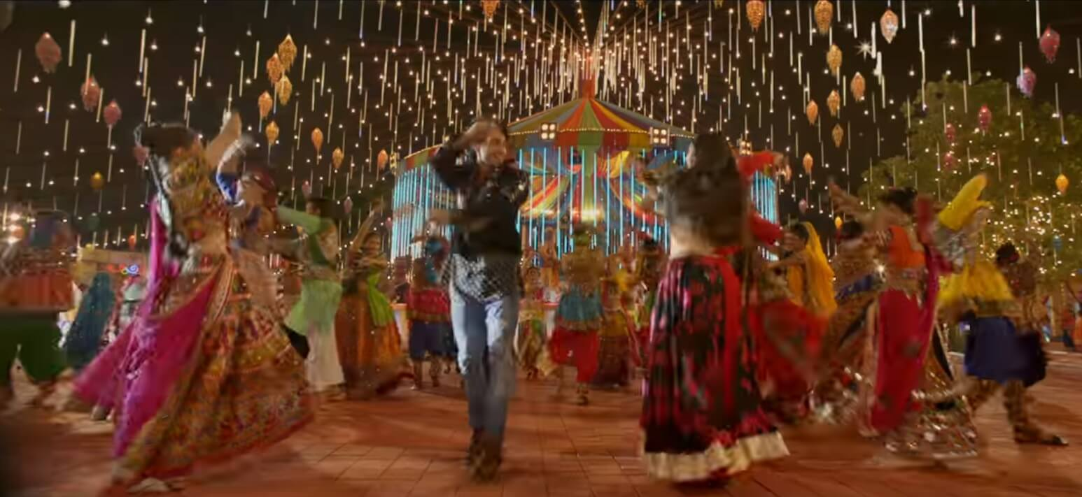 garbha dance of bollywood song lyrics