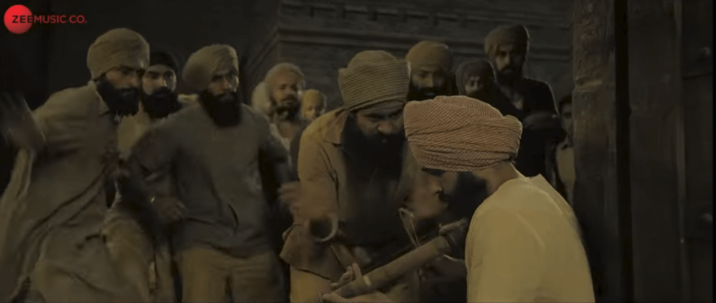 SANU KEHNDI Latest Akshay Kumar Hindi Movie Songs LYRICS – Kesari(2019)