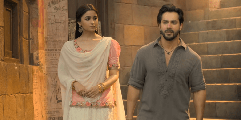 Kalank Song Lyrics from Kalank Latest Bollywood Movie 2019 photo of Alia bhatt