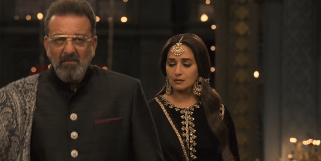 Sanjay Dutt Maduri dixit kalank movie 2019 song lyrics and photo