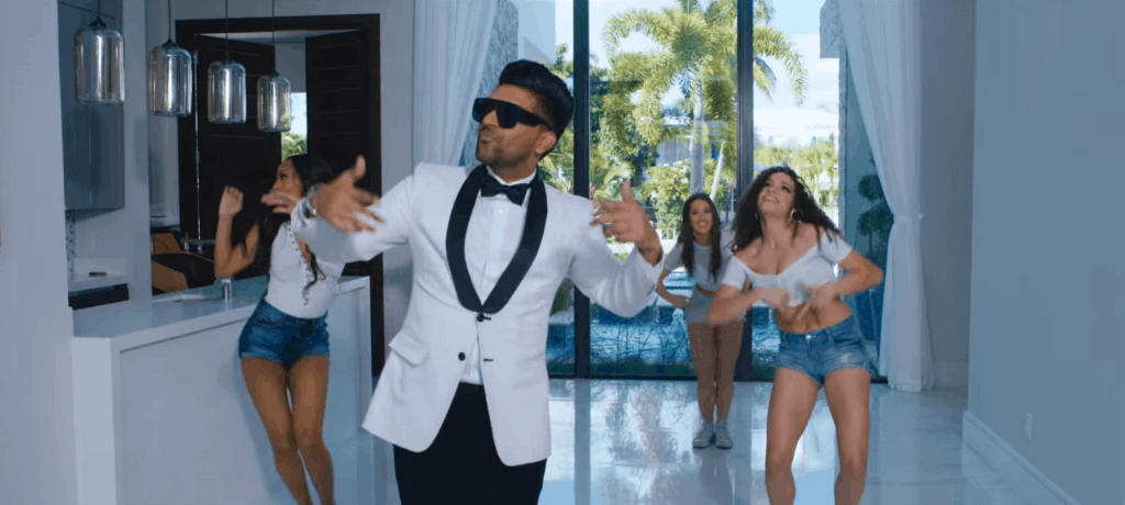 slowly slowly song images with hot gilrs and guru randhawa