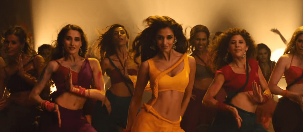 disha patani belly dance - hot photos of disha patani In Slow motion song