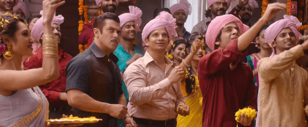 wedding song of bharat movie Aithey aa song photos